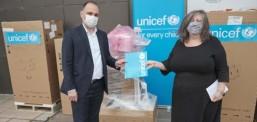 Во соработка со УНИЦЕФ набавени нови респиратори за јавното здравство