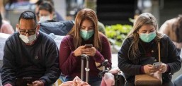 MPB: Shqipton 562 dënime për mos-mbajtje të maskës mbrojtëse