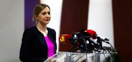 Ангеловска: Остварувањето на буџетските приходи е 12,7 милијарди денари, а на даночните 6,5 милијарди