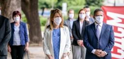 Virusi korona izolon disa funksionarë shtetërorë