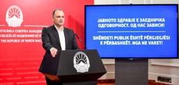 Филипче: Групирањата, непочитувањето на мерките и неказнувањето причина за раст на заболените и враќање на полицискиот час