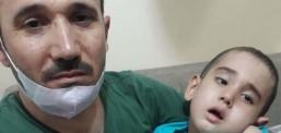 6 yaşındaki kanser hastası Selman babasının göremeden ölüyor
