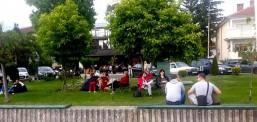 Охрид викендов со зголемен број гости, проблем неносењето маски на јавните површини
