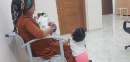 10 günlük bebeğiyle tutuklanan annenin sütü kesildi, bebeğin gözleri iltihaplandı