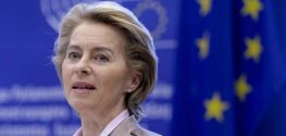 EU donor conference raises 6.89 bn dollars in pandemic aid