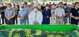 Prof. Dr. Haluk Savaş dualarla ebediyete uğurlandı