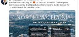 Zhbogar: Edhe një hap i rëndësishëm në rrugën drejtë BE-së