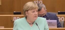 Меркел: Отворање на првите поглавја од преговорите со Скопје и Тирана оваа година