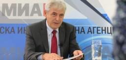Ahmeti për MIA-n: Marrëveshja e Ohrit, Prespës dhe ajo me Bullgarinë, vijat e kuqe për koalicionim paszgjedhor