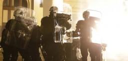 Нови инциденти пред Собранието на Србија во Белград
