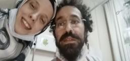 Kanser hastası Fatih Terzioğlu, eşi ve çocuklarına kavuştu!