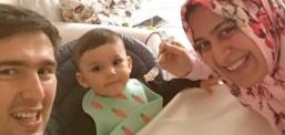 7 aylık hamile tutuklu Sehat Sarı tahliye edildi