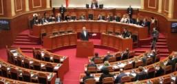 Албанскиот Парламент ја усвои изборната реформа