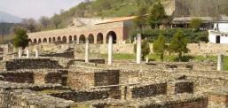 Одбележување на отпочнувањето на реконструкцијата на Хераклеа Линкестис