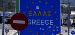 Greece extends air, land travel ban with North Macedonia until August 15