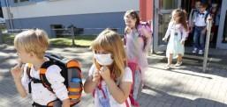 Децата во Западна Померанија тргнаа во училиште без маски