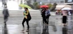 Prej nesër reshje të shiut dhe ulje e temperaturës