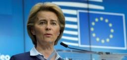 Фон дер Лајен: ЕУ подготвена да му помогне на Либан