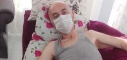 Tutuklu kanser hastası Ümit Gökhasan tahliye edildi
