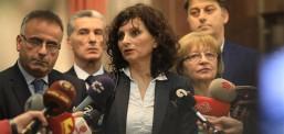 Ivanovska: Do të kërkojmë nga deputetët e ri të sjellin Ligj për origjinën e pronës