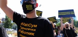 Punonjësit turistikë në Maqedoni nuk heqin dorë nga ultimatumi për transportin dhe pagat