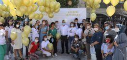 Golden September – month dedicated to awareness raising on malignancies among children