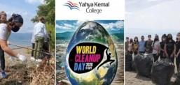 """Dita e pastrimit të botës, Shkolla """"Jahja Kemal"""" me aksion ekologjik në Strugë"""