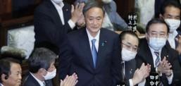 Јапонскиот премиер разговараше со претседателот на Јужна Кореја