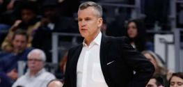 Bulls hire Billy Donovan as their head coach