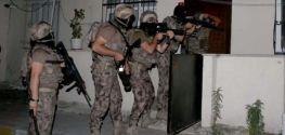 Police raids target 182 over Gülen, pro-Kurdish and leftist ties