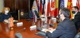 Соработката во одбраната меѓу Северна Македонија и Словенија добива нов интензитет како сојузници во НАТО