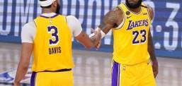 Lakers-at një fitore larg finales së NBA-së