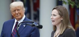 Trump nominates conservative Judge Amy Coney Barrett to Supreme Court