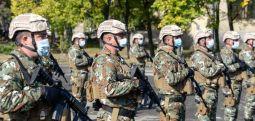 Првиот контингент на Армијата на Северна Македонија испратен во мисијата КФОР на Косово