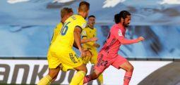 Крај на серијата на Реал од 15 натпревари без пораз