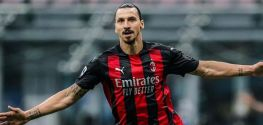Ibrahimovic's brace seals AC Milan's win in city derby with Inter