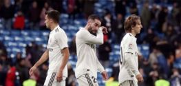 Atletico Madrid prepare for Bayern with win; Real Madrid beaten again