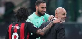 Milan oust struggling Torino on penalties in Italian Cup