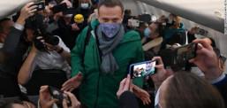 Navalny pas ndalimit nga forcat policore në Moskë: Nuk kam frikë, akuzat ndaj meje janë trillime