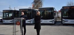 Tetova bëhet me transport publik, arrijne autobuset e parë