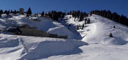 Më shumë borë në Kodrën e Diellit, 31 cm