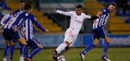 Giantkillers Alcoyano knock Real Madrid out of Spanish Cup