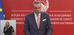 Томан: За испорака на вакцини во Северна Македонија треба да почекаме насоки од Европската комисија