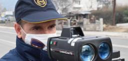 Sanksionohen 132 vozitës në Shkup, 36 për tejkalim të shpejtësisë