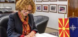 Maqedonia e Veriut dhe SHBA-ja do të nënshkruajnë memorandum të ri për bashkëpunim në mbrojtje