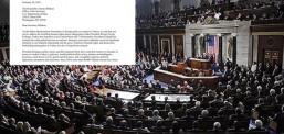 По сенатот, и преставничкиот дом на САД со писмо: Превземете сериозни чекори за нарушувањето на човековите права во Турција!
