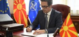 Presidenti Pendarovski mbështet planin për luftë kundër korrupsionit