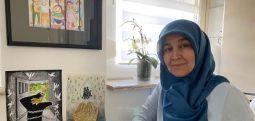 Merkel'den sürgün resim öğretmeni Ümmü Körkü'ye özel teşekkür