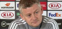 Man Utd down Granada to set up Europa League semi-final against Roma