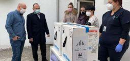 МЗ: Стигнаа 10.530 вакцини на Фајзер, купени со директни преговори со производителот